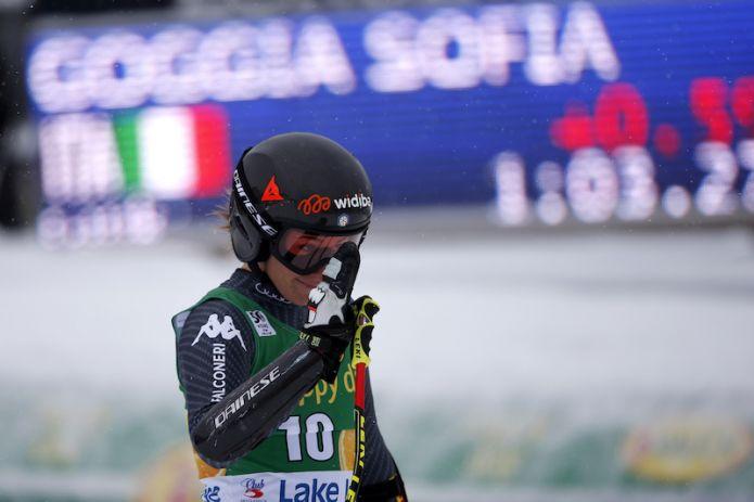 L'Italia per le gare femminili di Coppa del Mondo del Sestriere