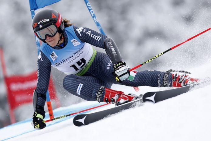 L'Italia per le gare femminili di Coppa del Mondo di Lake Louise