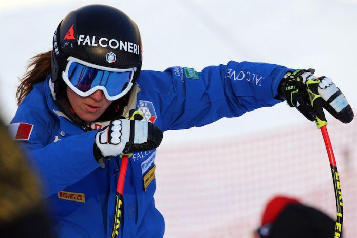 L'Italia per le discese femminili di Coppa del Mondo di Garmisch-Partenkirchen