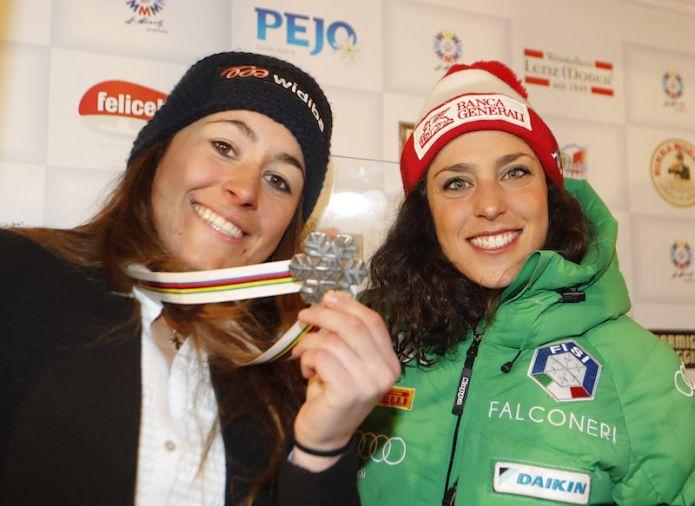 L'Italia per le preolimpiche femminili di Coppa del Mondo di Jeongseon