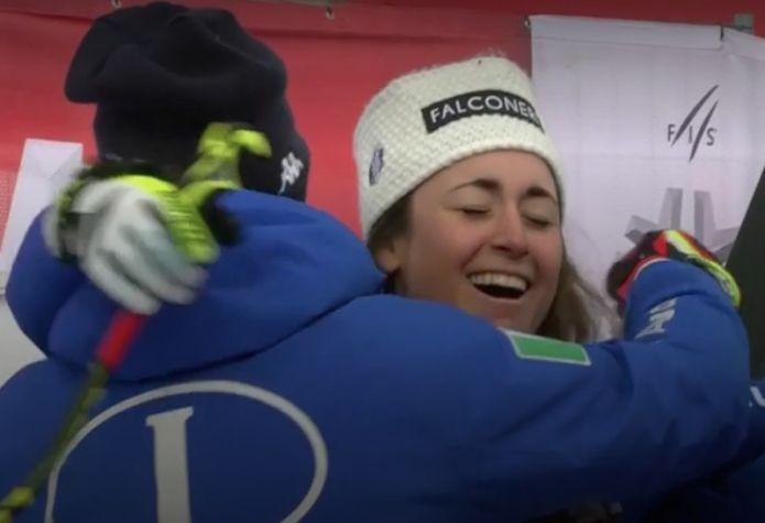 Lindsey Vonn trionfa a Åre ma Sofia Goggia è seconda e vince la coppa di discesa!