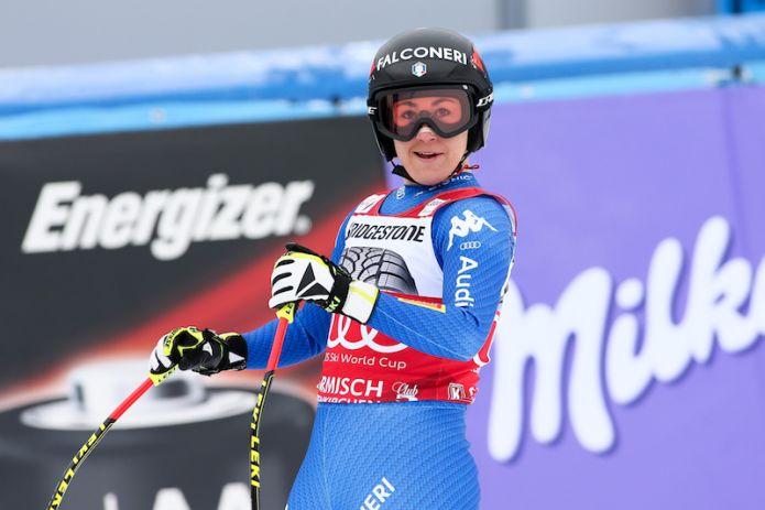 Discesa femminile di Garmisch-Partenkirchen LIVE! Lista di partenza e azzurre in gara