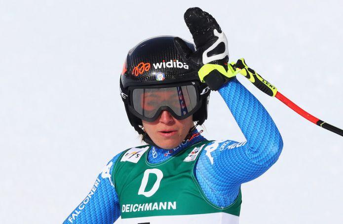 Sofia Goggia bronzo nel gigante mondiale di St. Moritz! Oro a Tessa Worley
