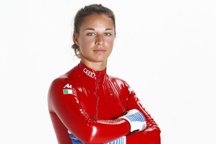 Valentina Greggio vince la Coppa del Mondo di sci di velocità