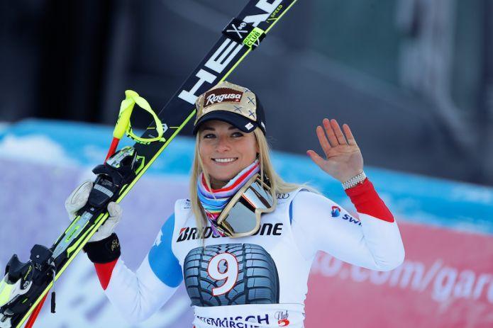 Lara Gut domina il superG di Garmisch-Partenkirchen