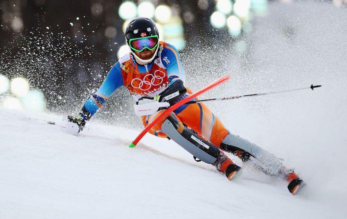 Doppietta norvegese nello slalom d'apertura di Coppa Europa maschile, vince Leif Kristian Haugen