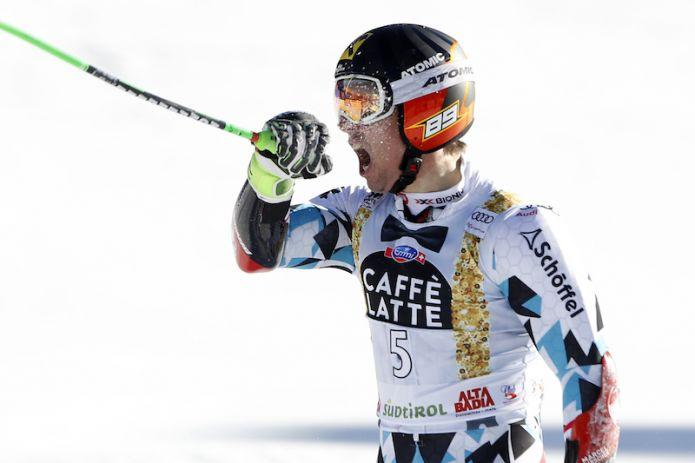Slalom maschile di Madonna di Campiglio, prima manche LIVE!