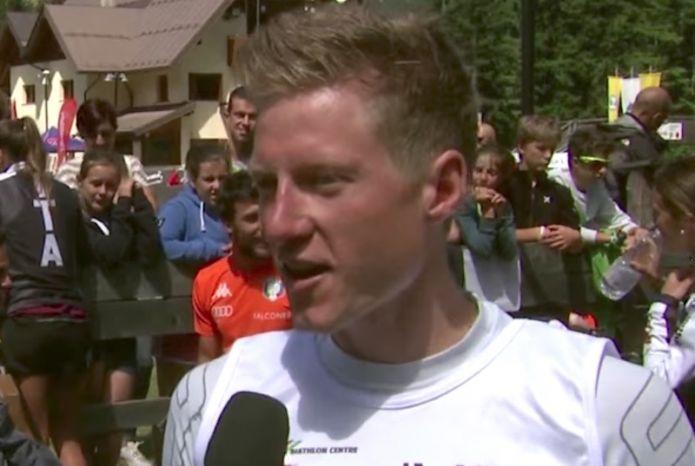 VIDEO - Lukas Hofer: 'L'ideale sarebbe portare eventi come questo in città'