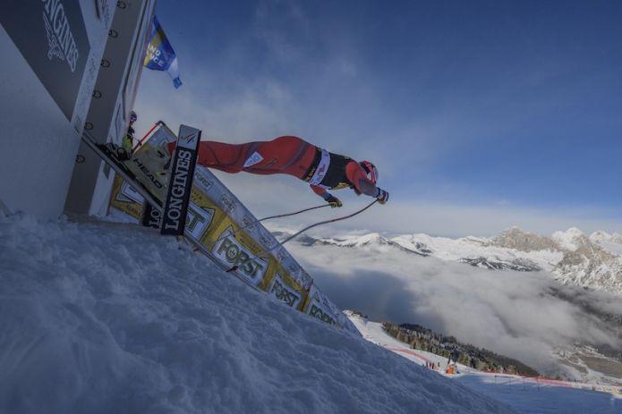 Sci, SuperG in Val Gardena Vince Ferstl, Italia a secco