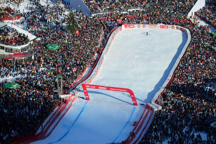 Confermate le gare maschili di Coppa del Mondo di Kitzbühel