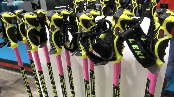 Due nuovi bastoni e un nuovo guanto presentati da Leki per la stagione 2017/2018