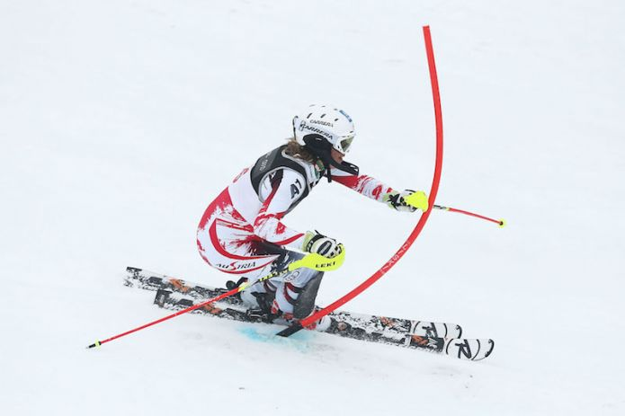 Dominio delle Katharina austriache nello slalom inaugurale di Coppa Europa a Funäsdalen