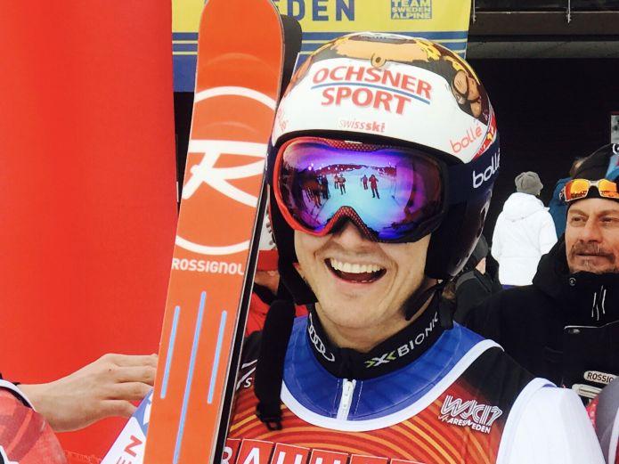 Nel gigante dei Mondiali jr. di Åre secondo oro per Loïc Meillard