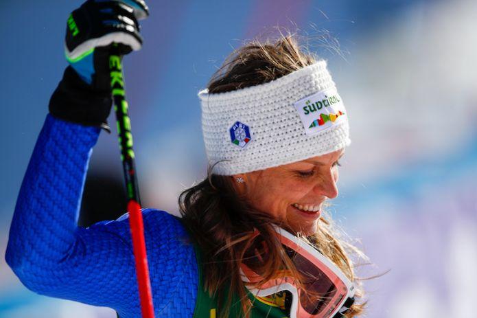 Le slalomiste azzurre preparano Levi in Val Senales da mercoledì a domenica