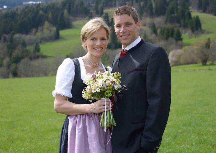 Marlies Schild e Benni Raich si sono sposati