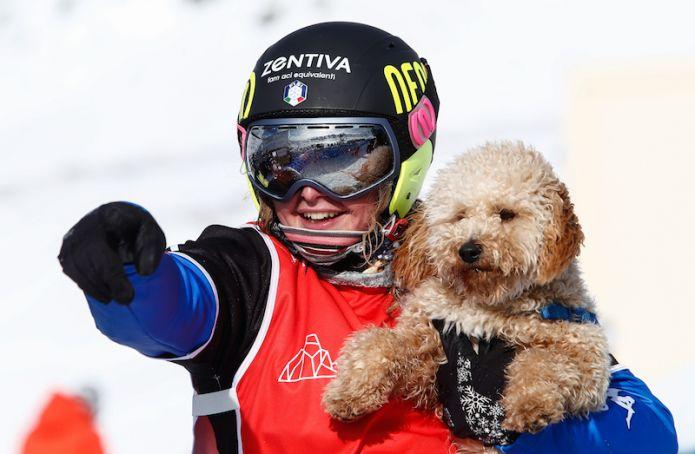 Snowboard. Michela Moioli si piazza seconda nella sprint di Bansko
