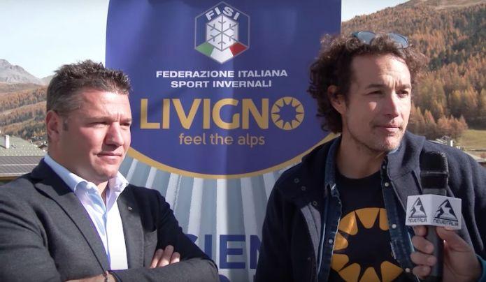 VIDEO - Luca Moretti e Giorgio Rocca: 'Un parallelo di Coppa del Mondo di sci alpino farebbe la differenza'