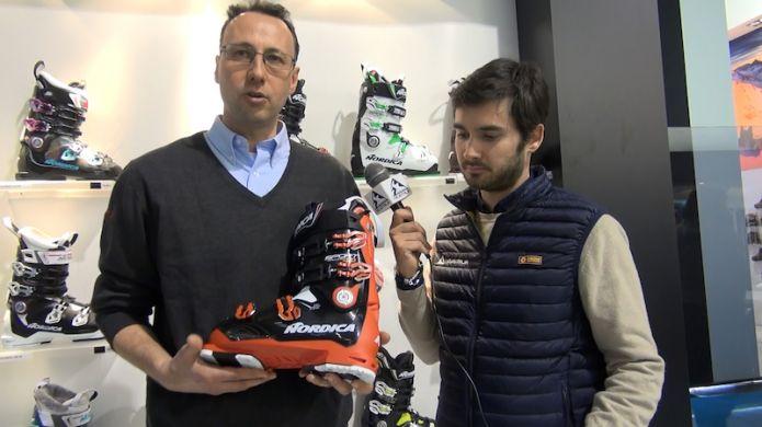 Le novità degli scarponi Nordica 2017/2018, le nuove suole Michelin