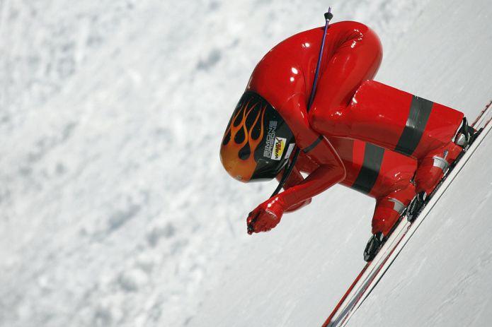 Simone Origone oro e Valentina Greggio bronzo ai Mondiali di sci di velocità di Vars