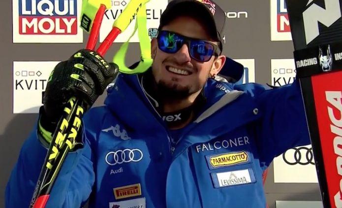 Dominik Paris trionfa nella discesa di Kvitfjell