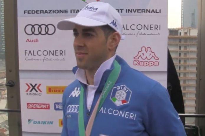 VIDEO - Federico Pellegrino: 'L'obiettivo era la medaglia olimpica ed è arrivata'