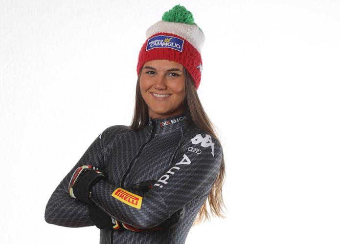 Cadute in allenamento per Laura Pirovano e Karoline Pichler