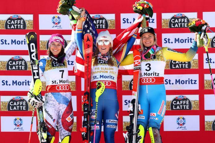 Mikaela Shiffrin: 'Finalmente ho sciato come volevo'