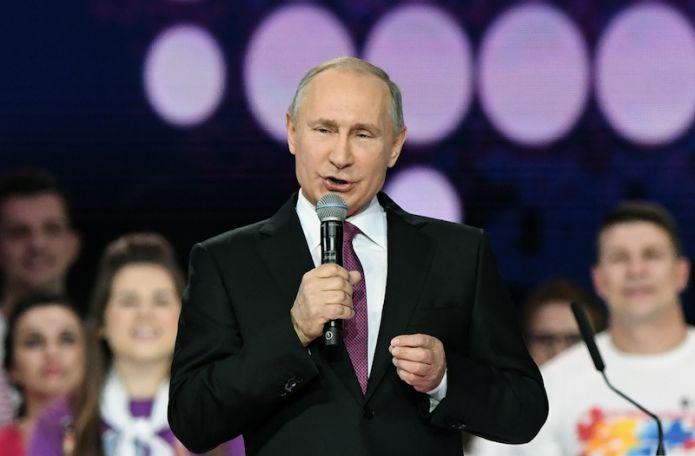 Vladimir Putin: 'Nessun boicottaggio ai Giochi di Pyeonchang'