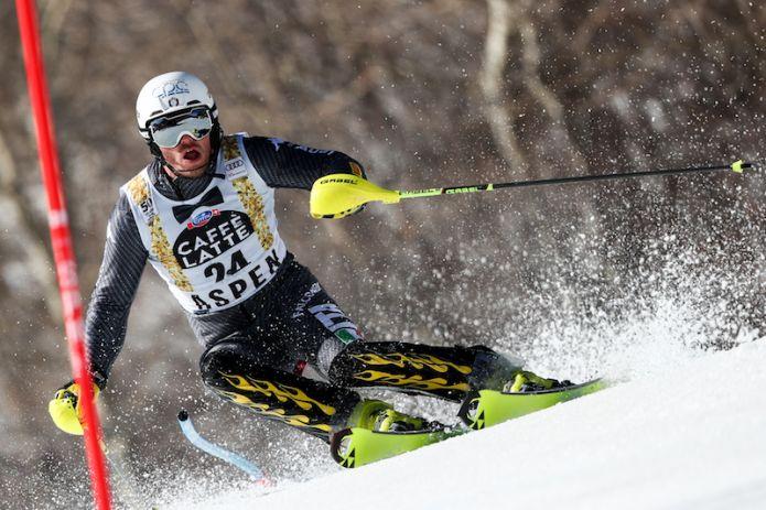 Giuliano Razzoli torna sulla neve