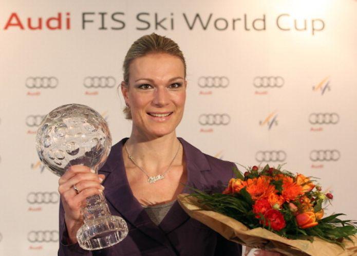 Maria Riesch ha deciso: si ritira