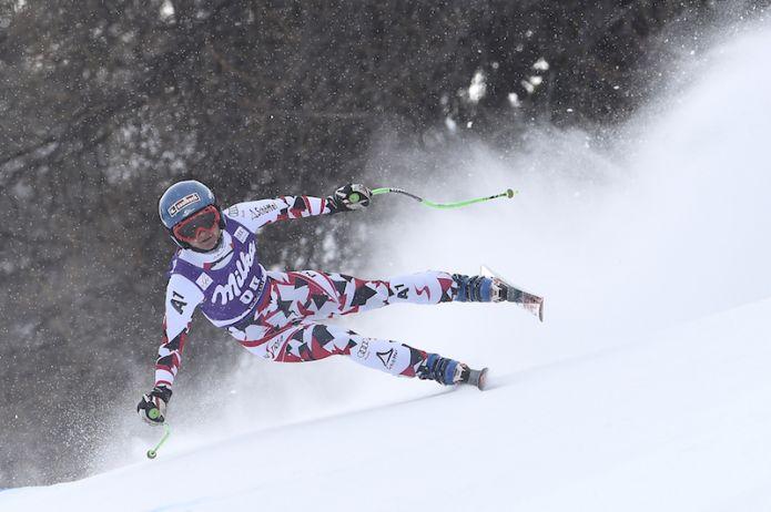 Sabrina Maier vince la seconda discesa di Davos di Coppa Europa