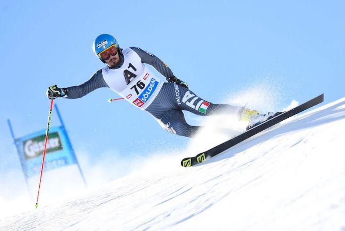 L'Italia per gli slalom maschili di Coppa Europa di Obereggen e Pozza di Fassa