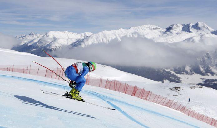 Nella discesa femminile dei Mondiali di St. Moritz Hanna Schnarf ci sarà