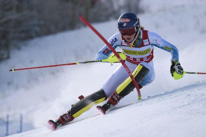Un'irreale Mikaela Shiffrin annichilisce le avversarie con un distacco record nello slalom di Aspen