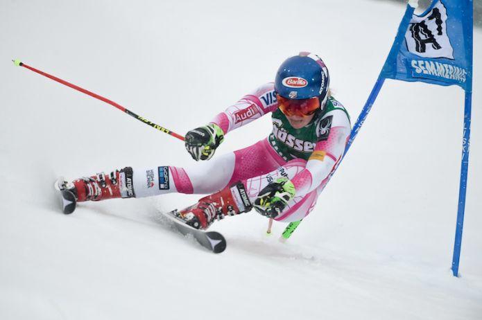 Mikaela Shiffrin vince l'irregolare secondo gigante di Semmering