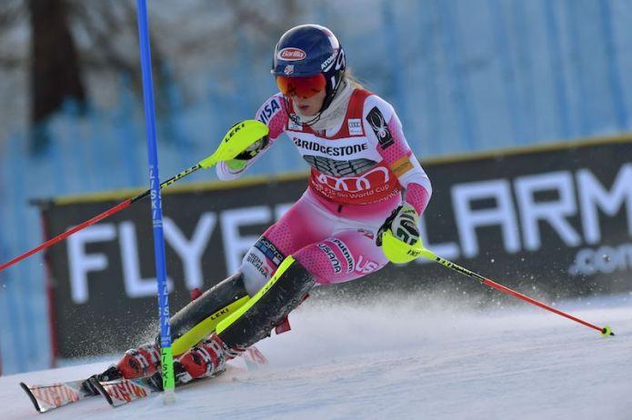 Slalom femminile di Sestriere, seconda manche LIVE!