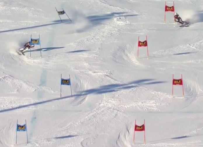 Alla svezia il team event di casa di re for Olimpici scandinavi