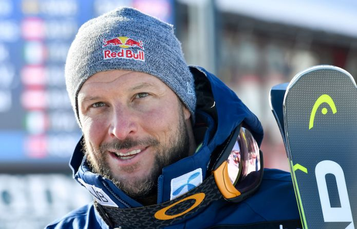Aksel Lund Svindal il più veloce in prova a Åre