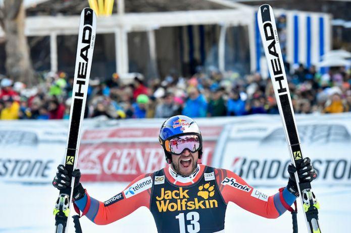 Ferstl, primo ruggito: conquistata la Val Gardena