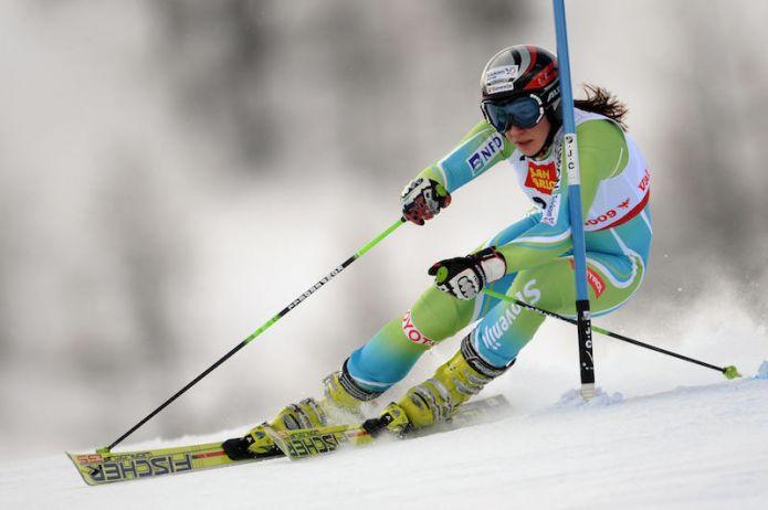 Tina Robnik vince il secondo gigante di Châtel di Coppa Europa