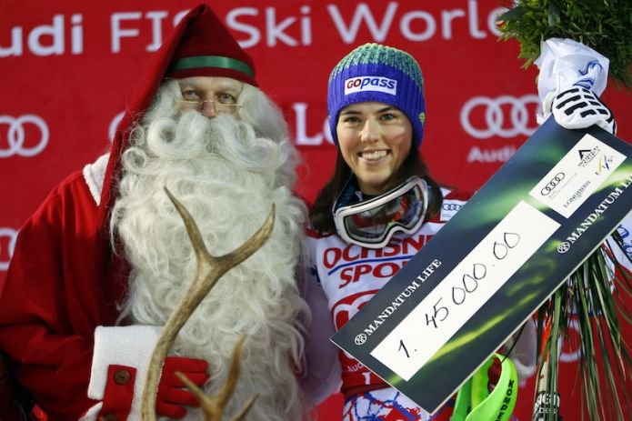 Slalom femminile di Killington, prima manche LIVE! Lista di partenza e azzurre in gara