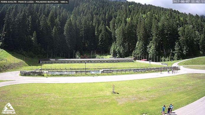 A Forni Avoltri la prima webcam di Neveitalia!