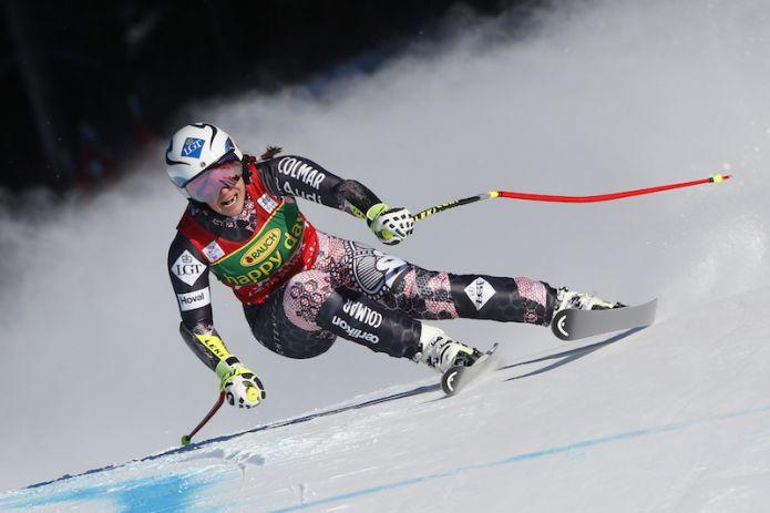 Tina Weirather vince il superG di Lake Louise, quinta Mikaela Shiffrin, sesta Hanna Schnarf