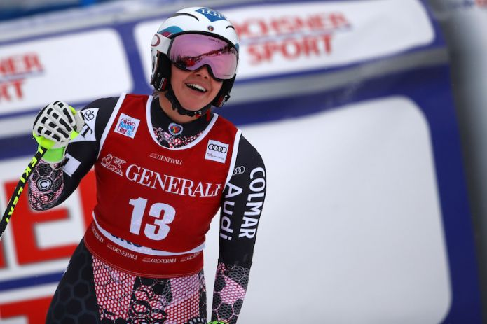 SuperG femminile di St. Moritz LIVE! Lista di partenza e azzurre in gara