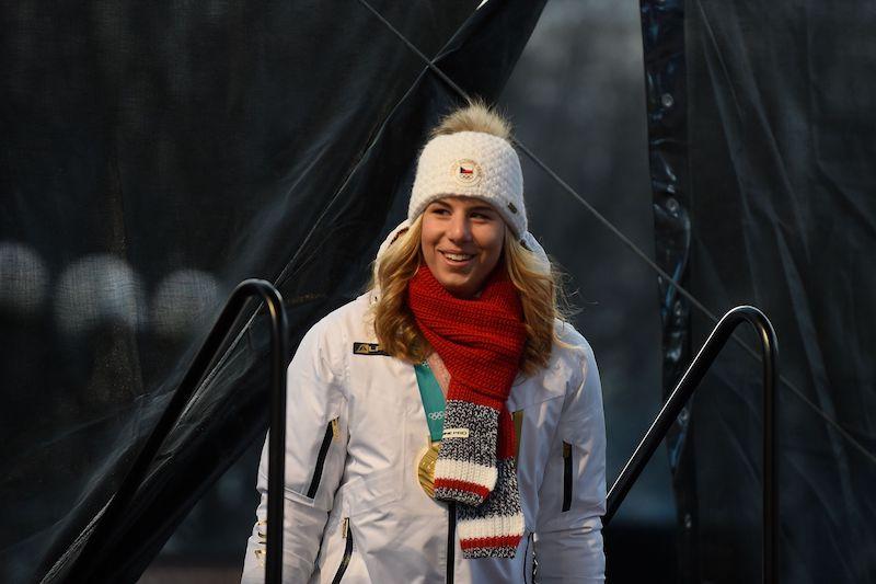 A Ester Ledecká e Nevin Galmarini le Coppe del Mondo di snowboard parallelo
