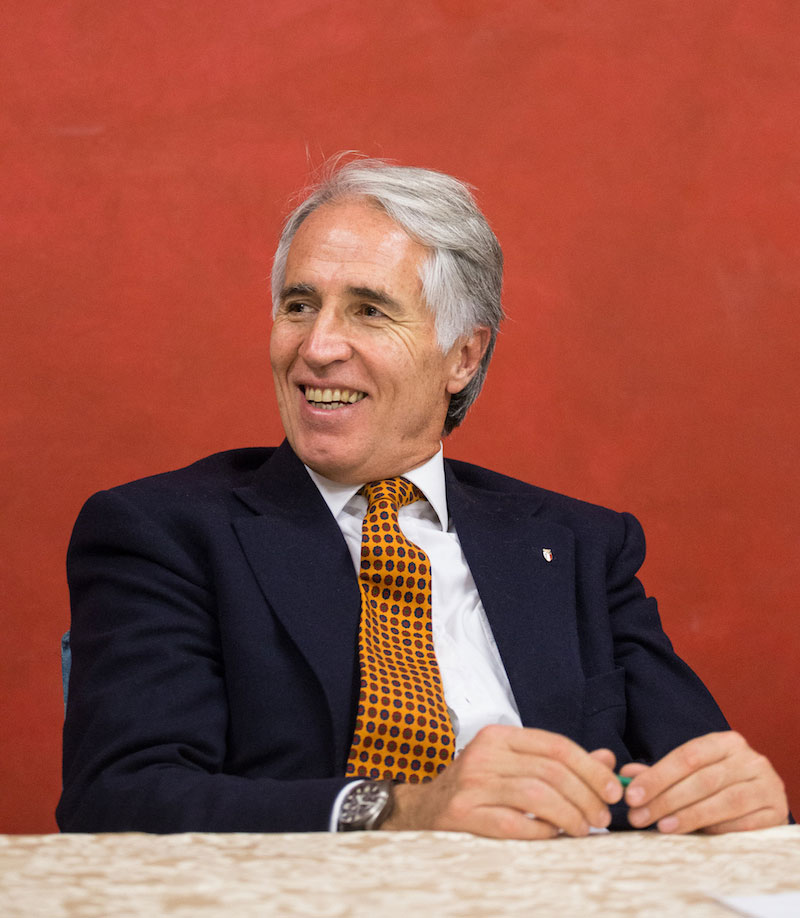 Malagò: 'Massimo sostegno del Coni a Cortina'