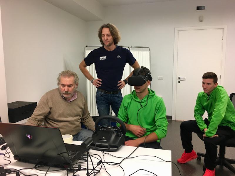Al Centro Mapei si sperimentano nuove metodologie di allenamento