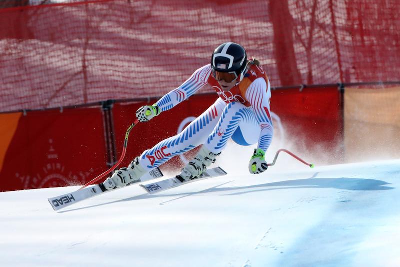 Alice McKennis la più veloce in prova a Åre