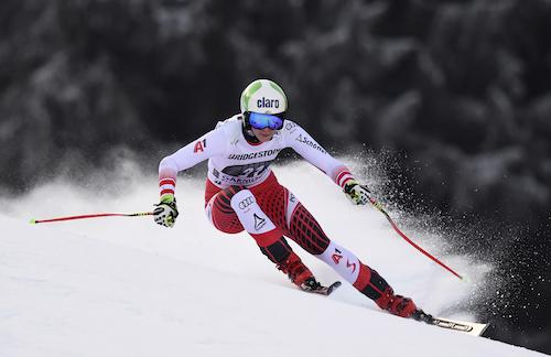 Mirjam Puchner la più veloce nell'ultima prova di Garmisch-Partenkirchen. Settima Sofia Goggia