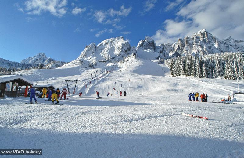 Apre in anticipo anche la stagione del Passo di Monte Croce